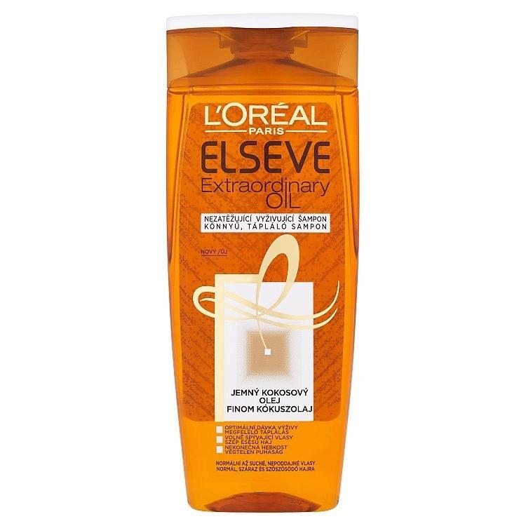 L'Oréal Paris Elséve Extraordinary Oil vyživující šampon 250 ml