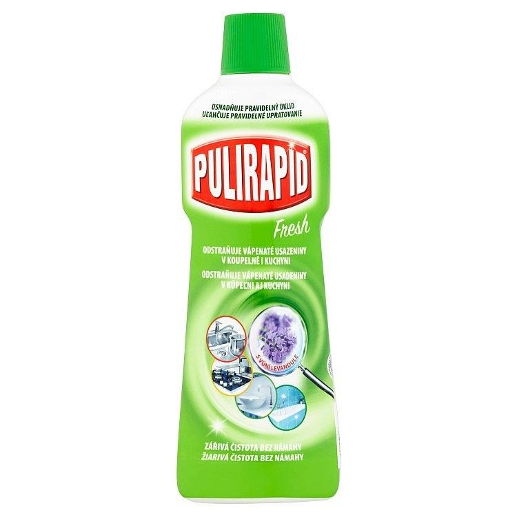 PULIRAPID Pulirapid Fresh na rez a vodní kámen 750 ml