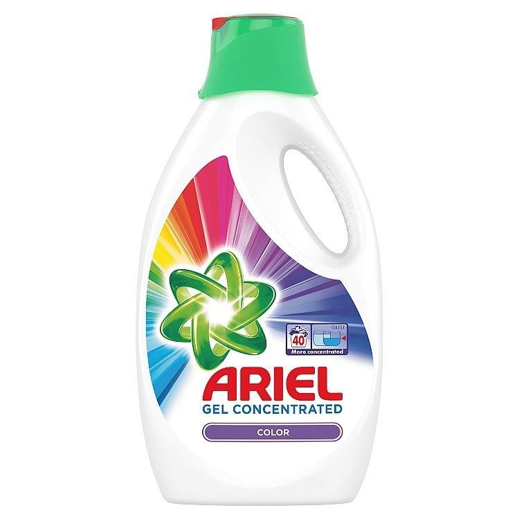 Ariel Color prací gel 2,2 l (40 praní)