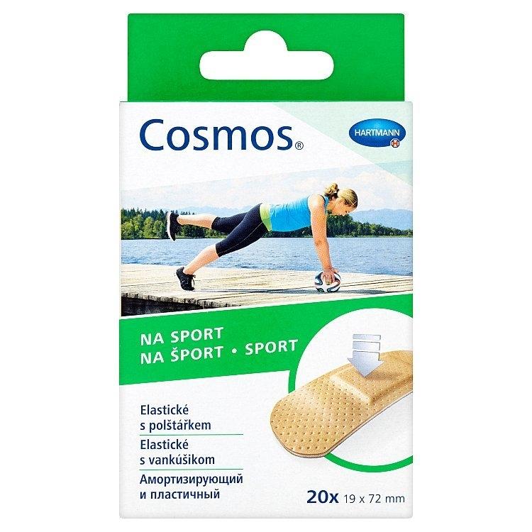 Cosmos Sport náplast 20ks/bal.