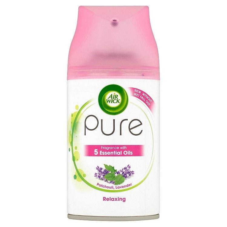 Airwick Freshmatic Pure Náplň do osvěžovače vzduchu - Levandule a pačuli 250 ml