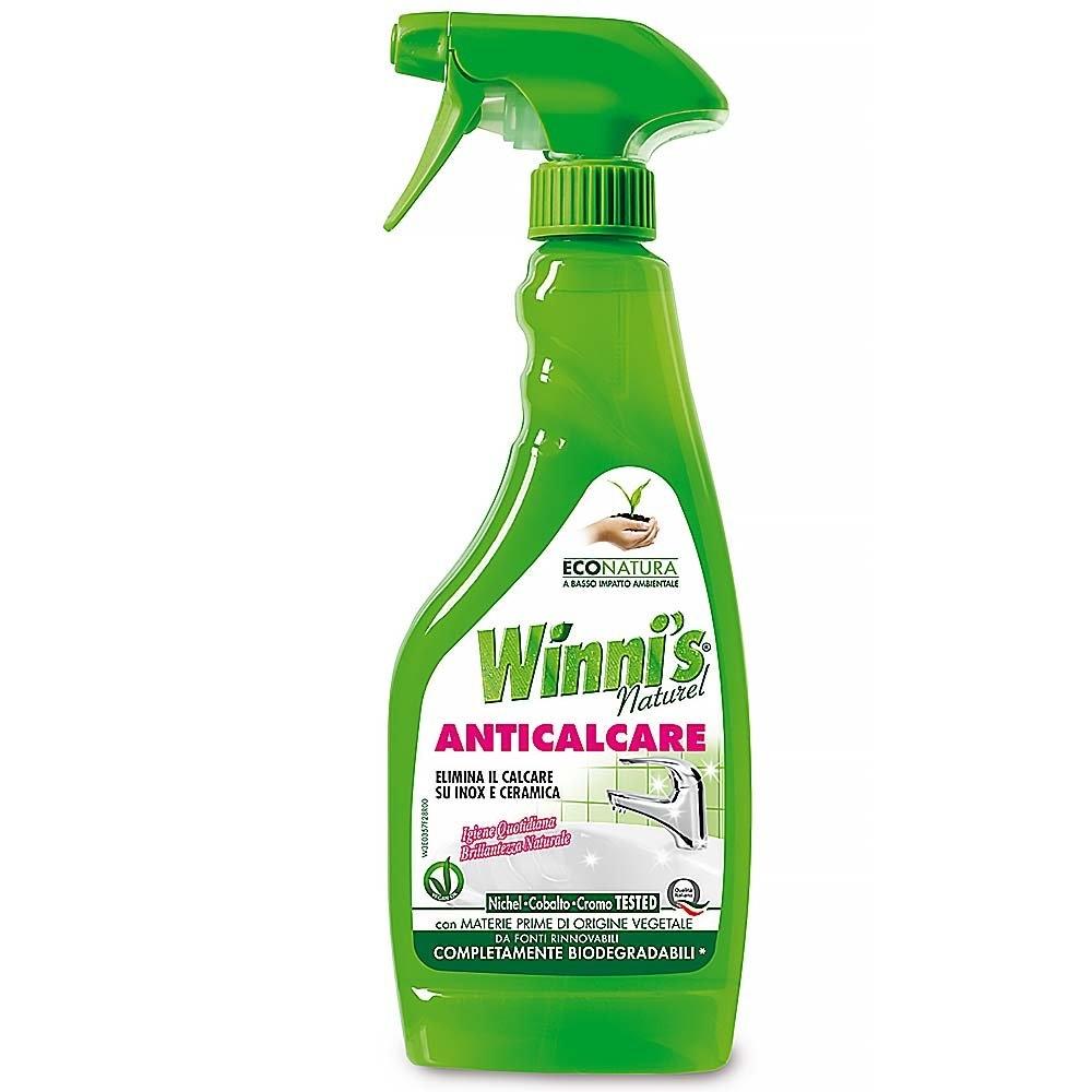 WINNIS Naturel Anticalcare čistící prostředek na vodní kámen 500 ml