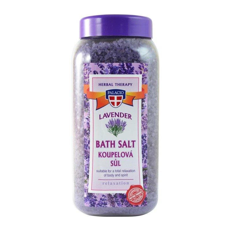 Palacio Palacio Levandulová sůl do koupele 900 g