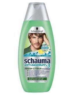 Schauma šampón proti lupům citrónová tráva 250 ml