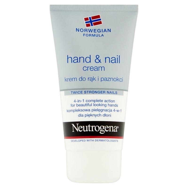 Neutrogena krém na ruce a nehty 75 ml