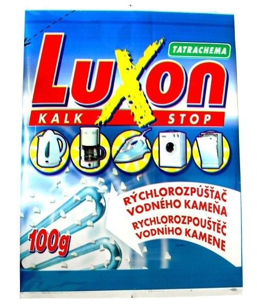 Tatrachema Luxon odstraňovač vodního kamene 100g