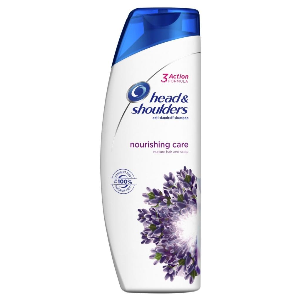 Head & Shoulders Nourishing Care šampon proti lupům 400 ml