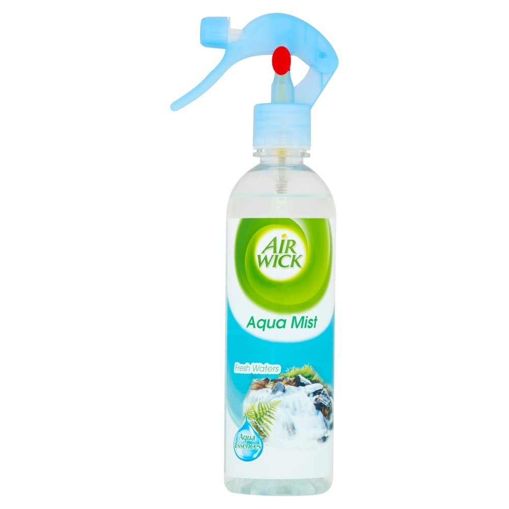 Airwick Aqua Mist Osvěžovač vzduchu Svěžest vodopádu 345 ml