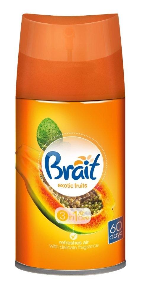 Brait Exotic Fruits Náplň do osvěžovače vzduchu 250 ml