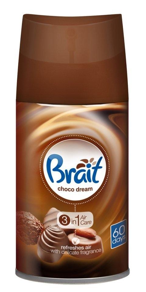 Brait Choco Dream Náplň do osvěžovače vzduchu 250 ml
