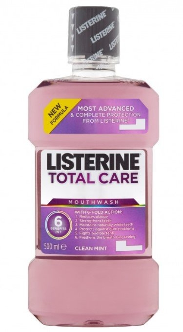 Listerine Total Care ústní voda 500 ml