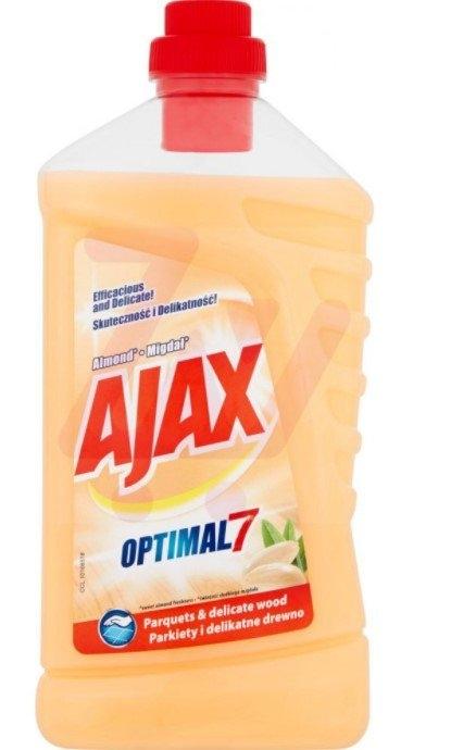 Alex Optimal 7 Almond univerzální pro veškeré plochy v domácnosti, vůně mandlí, 1 l