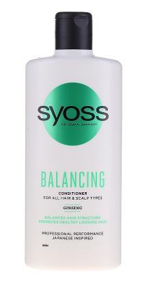 Syoss balzám Balancing pro všechny typy vlasů a vlasových pokožek 440ml