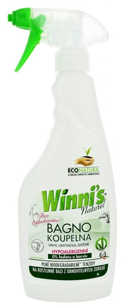 WINNIS Bagno čistič na koupelny 500 ml