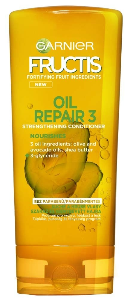 Garnier Fructis Oil Repair 3 posilující balzám 200 ml