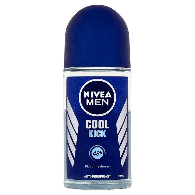 Nivea Cool Kick kuličkový antiperspirant 50 ml
