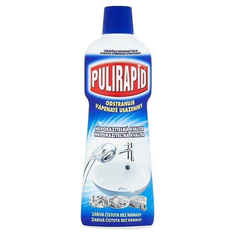 PULIRAPID Pulirapid přípravek na rez a vodní kámen 750 ml