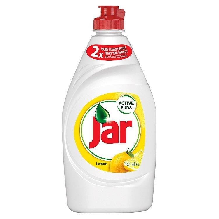 Jar Citron prostředek na nádobí 450 ml