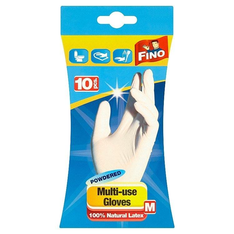 Fino jednorázové rukavice M 10 ks