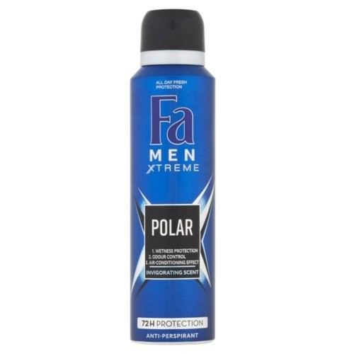 Men Xtreme Polar antiperspirant 150 ml (1)