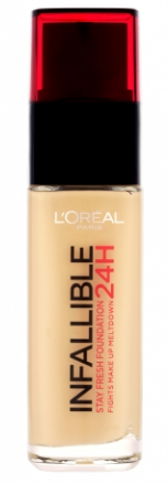 L'Oréal Paris Infallible 24H Stay Fresh make-up Golden Beige 140