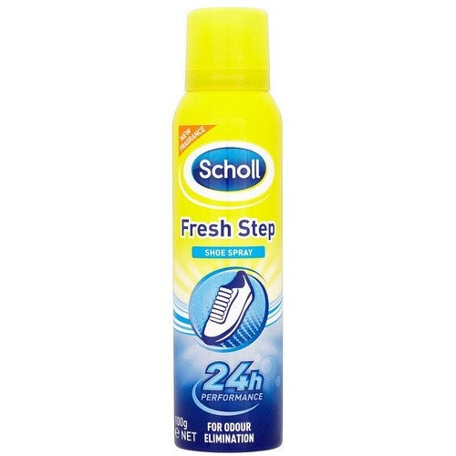 Scholl fresh step sprej do bot  150 ml