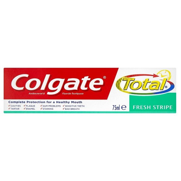 Colgate Total Fresh Stripe Zubní pasta 75 ml