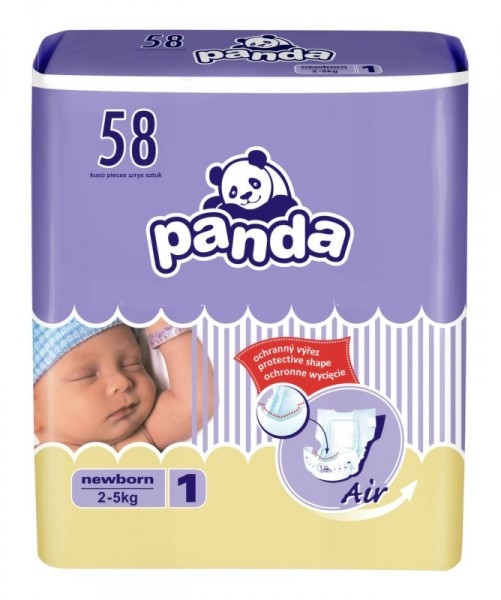 Bella Panda New Born 58 ks