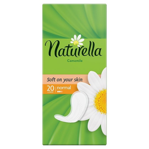 Naturella Camomile Normal daily intimky deo 20 ks/bal.