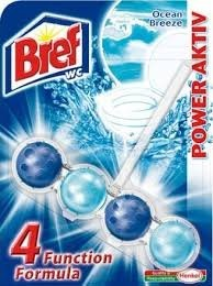 Bref Power Aktiv WC blok, Ocean 50 g