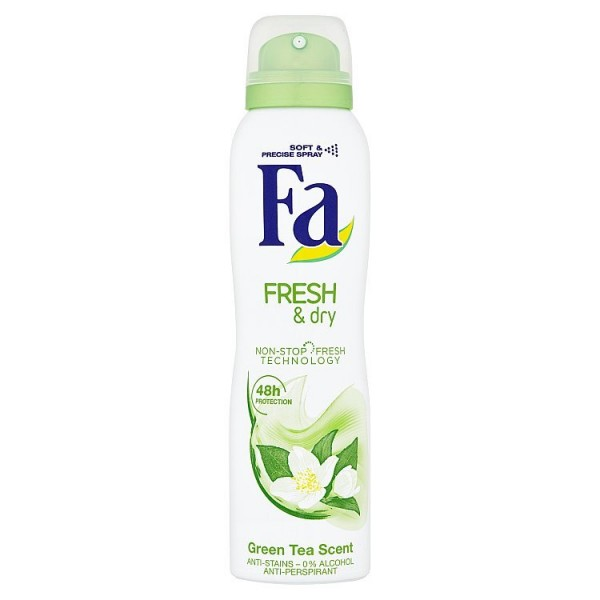 Fa Fresh & Dry antiperspirant Green Tea  150 ml
