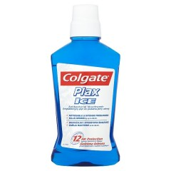Colgate Plax Ice Splash ústní voda 500 ml
