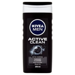 Nivea Men Active Clean sprchový gel 250 ml
