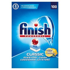 Finish FINISH Classic Lemon 100 ks