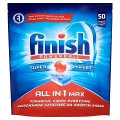 Finish FINISH All in 1 Max 50 ks