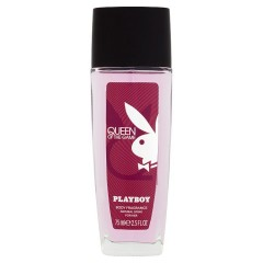 Playboy Queen of the Game Deodorant natural sprej  75 ml