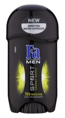 Fa Men Sport Energy Boost antiperspirant 50ml
