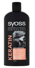 Syoss Šampon Keratin Hair Perfection  500 ml