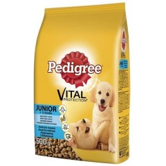 Pedigree Vital Protection Junior kuřecí maso a rýži 500 g