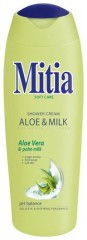 Mitia Soft Care Aloe & Milk sprchový gel 400 ml