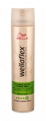 Wella Wellaflex Flexible Ultra strong lak na vlasy 250 ml