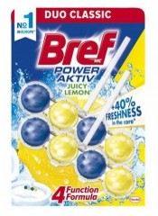 Bref Power Aktiv Juicy Lemon 2x50g