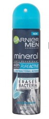 Garnier Men Mineral Pure Active antiperspirant, 150 ml