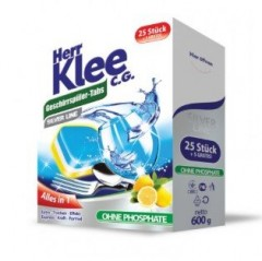 Klee C.G. Dishwasher tablety do myčky 4v 1, 30ks, 600g