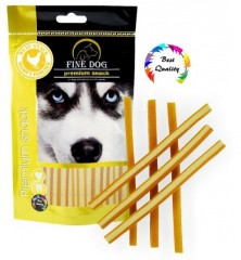 FINE DOG sandwich strips kuřecí 80g