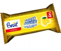 Brait Náplň do WC bloku Lemon 40 g