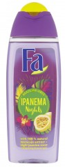 Fa Brazilian Vibes Ipanema Nights sprchový gel, 250 ml
