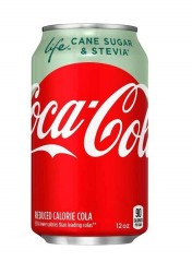 Coca Cola Life 355ml (USA)