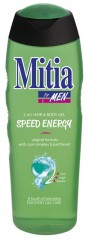 Mitia for Men Speed Energy sprchový gel, 400 ml