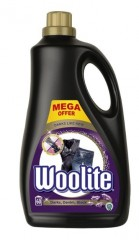 Woolite Darks Denim Black prací gel, 3,6 l, 60 praní